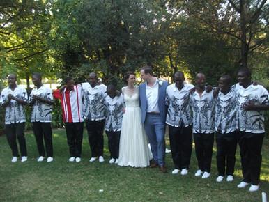 Zamanani Brother's African Choir