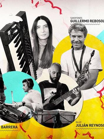 Muriel Marco en L'ecole Jazz Bar