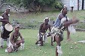 Zulu Group, Dancing, South Africa