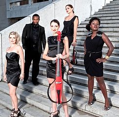 electonic, classical, DJ, saxophone, cello, violin, singer, Cape Town, South Africa