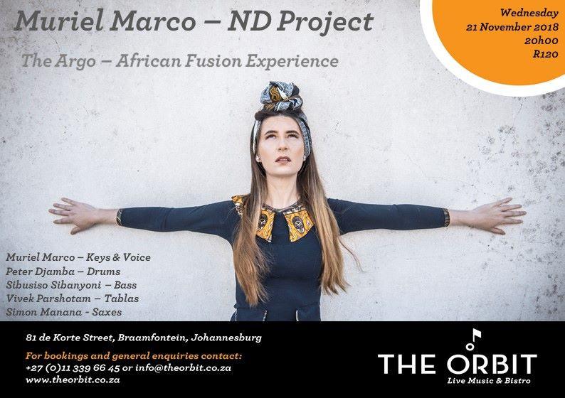 ND Project - Orbit gig