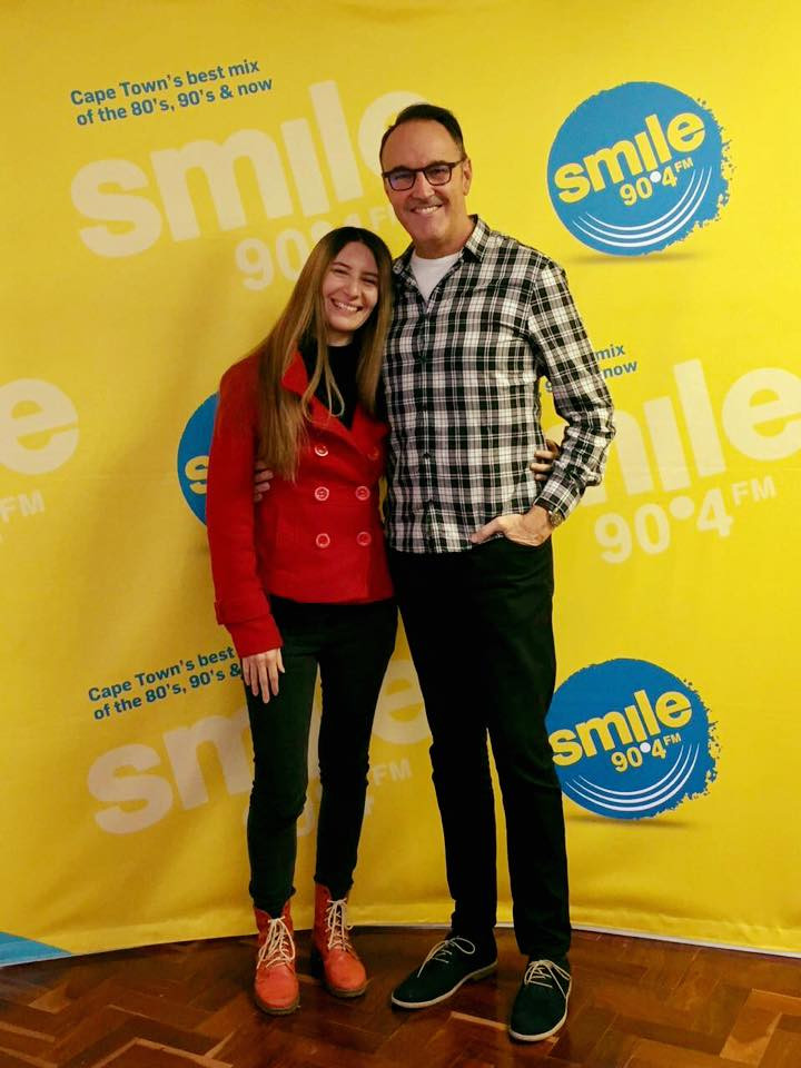 Muriel Marco in Smile fm