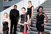 classical ensemble, electronic, dj, saxophone, violin, cello, singer, south africa