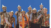 Ladysmith black mambazo, black choir, ceremony music. wedding music, african music, south africa, cape town,