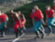 Gunboot dancing, Cape Town, South Africa, Team building activities