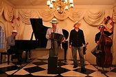 Tango Ensemble, Cape Town, South Africa, double bass, accordion, piano, violin, singer