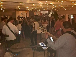 BLAZE BAND at Harbour House