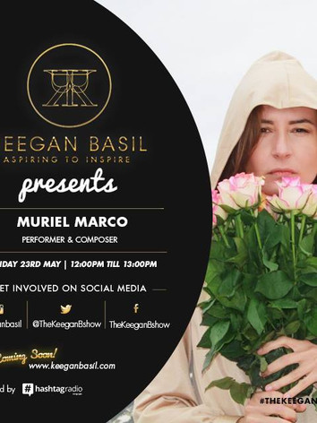 Muriel Marco in Hashtag radio