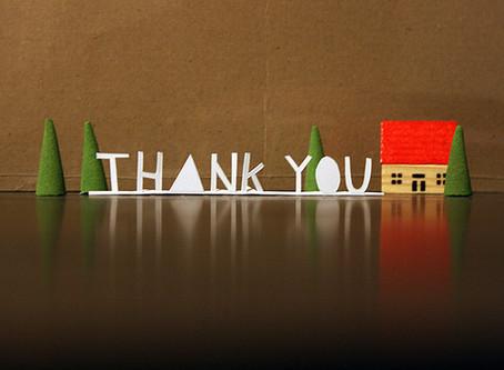 'Tis the Season for Gratitude!