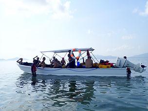 Saranga speedboat