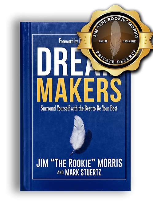 Dream Makers - Surround Yourself with the Best to be Your Best (Signed Copy)