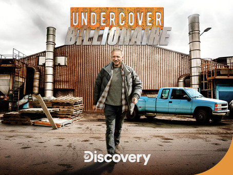 5 ways a Discovery Plus series made boomer billionaire relevant to millennials