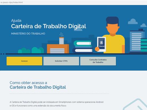 Carteira Profissional Digital