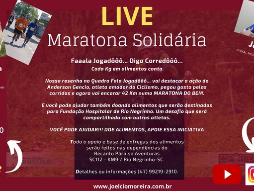 Maratona Solidária - Anderson Gencio