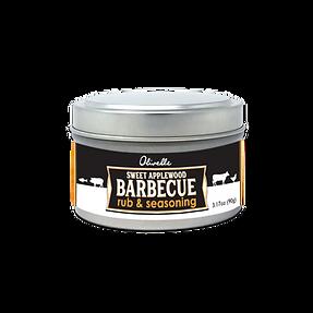 Sweet Applewood Barbecue Rub & Seasoning