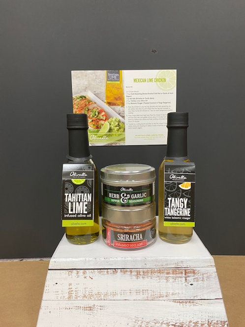 Mexican Lime Chicken Box