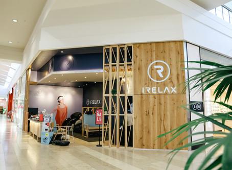 IRelax Bayfair Store Fitout