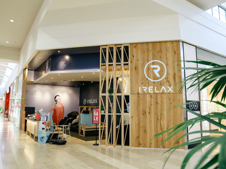 IRelax Bayfair Store Fitout