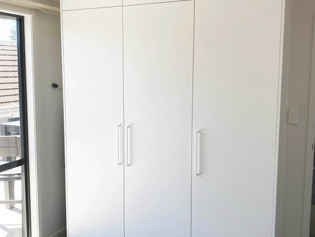 Atlas Apartments Wardrobe Joinery and Design