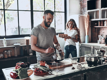 The Kitchen Renaissance: Finding The Sweet Spot in The Kitchen
