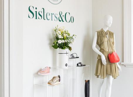 Sisters & Co Cambridge Retail Fitout