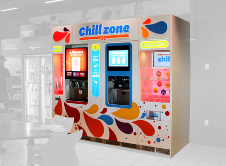 Z Energy Chillzone Machinery Manufacture