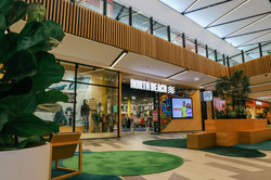 North Beach Tauranga Crossing Retail Fitout Inspace