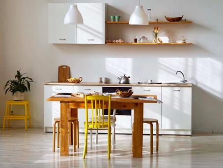 The Kitchen Renaissance: Tiny Kitchens Big Space