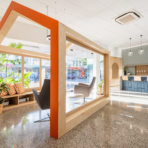 Nest Home Loans Tauranga Commercial Fitout