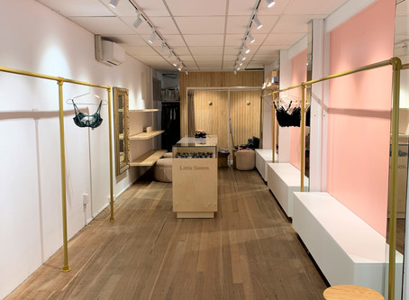 Little Sisters Mount Maunganui Retail Fitout
