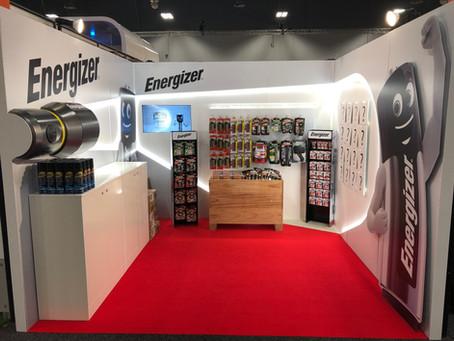 Energizer Exhibition Display