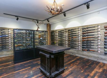 Hunting and Fishing Gisborne Gun Cabinets