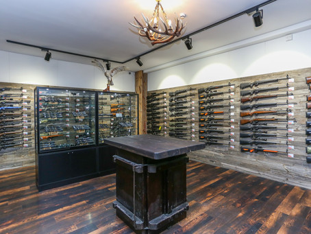 Hunting and Fishing Gisborne Gun Cabinets