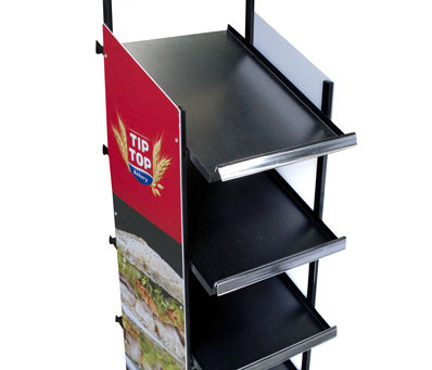 Tip Top Bread Display Stand