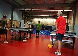 entraînement eESJL Tennis de Table | Joué sur Erdre