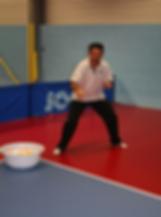 Entraineur ESJL Tennis de Table   Joué sur Erdre