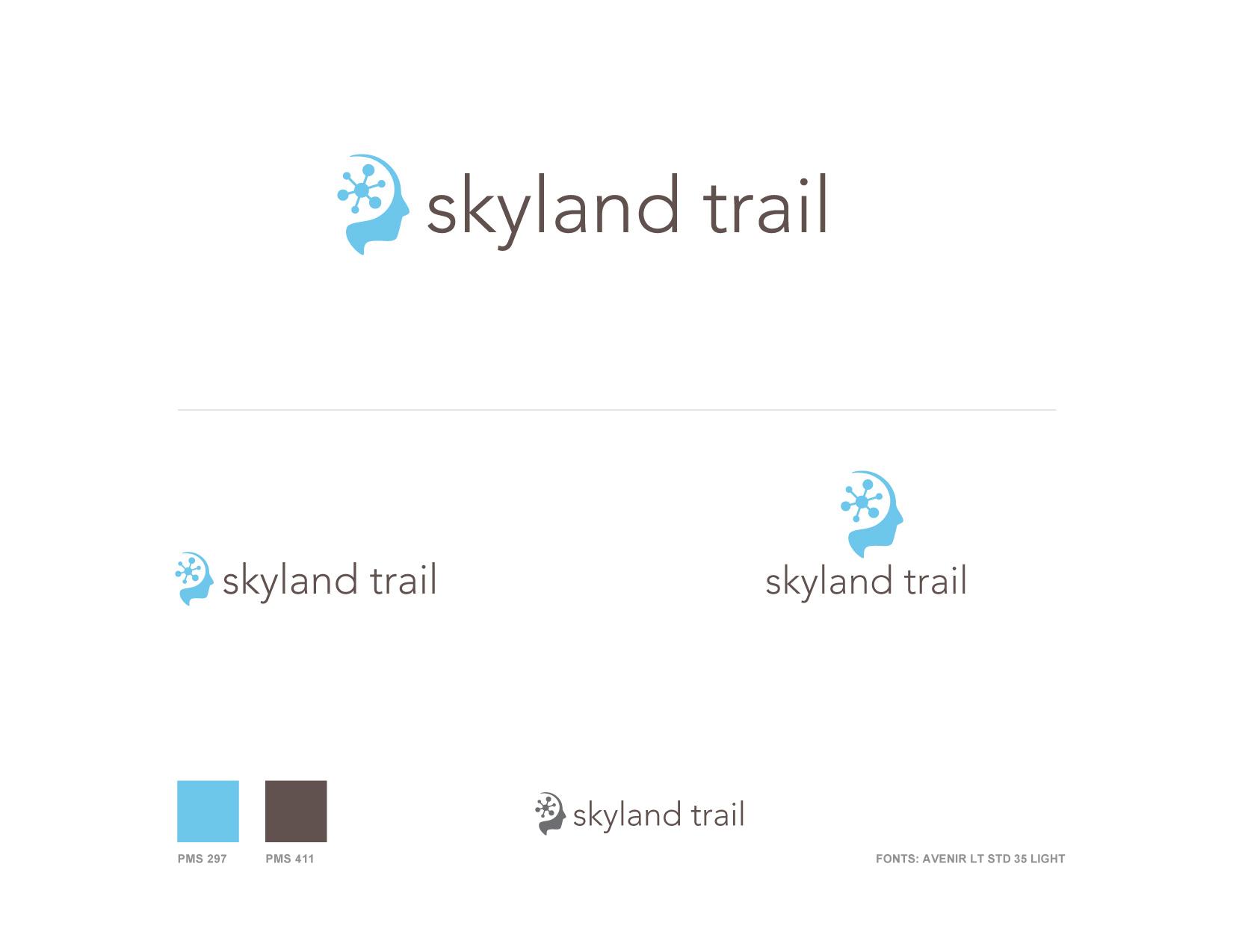 Skyland Trail Logo Concept