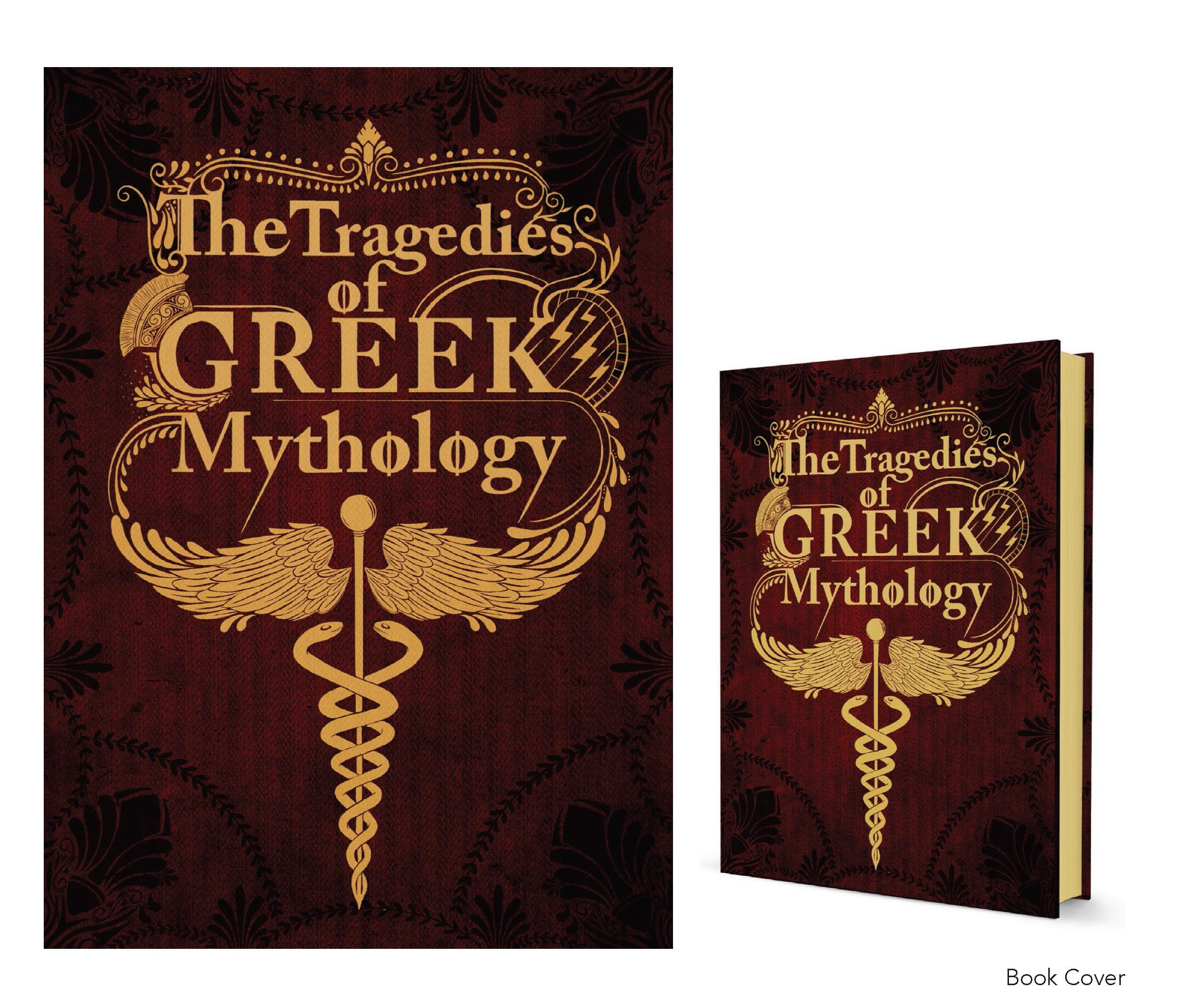 Greek Mythology Cover