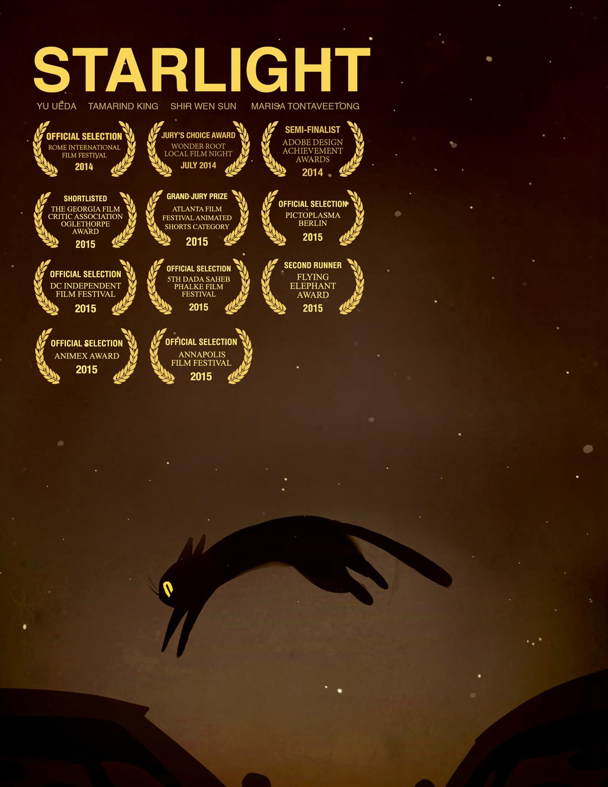 Starlight Film Poster