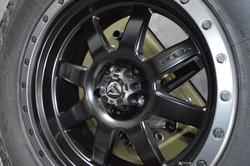 "20"" Black (Chrome or Mix) Wheels"