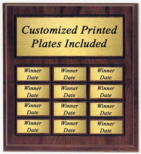 Perpetual Name Plaque