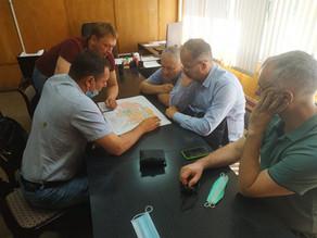 Встреча с руководством ООО «Оргсинтез»