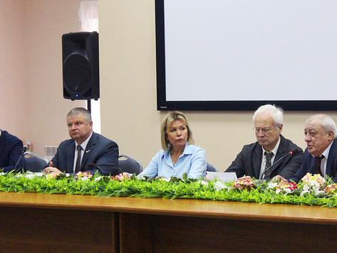 21-23 октября 2020 года прошел Международный Яснополянский форум