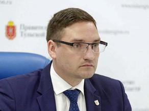 Приветствие Министра сельского хозяйства Тульской области А.С. Степина