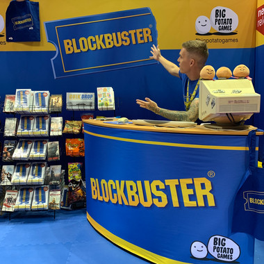 Welcome to Blockbuster!