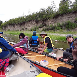 Drop Off & Pick Up Locations for Canoeing Trips