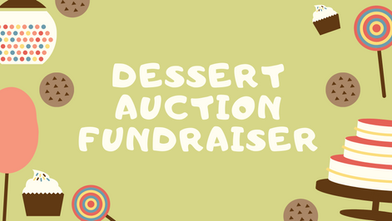 Dessert Auction Fundraiser