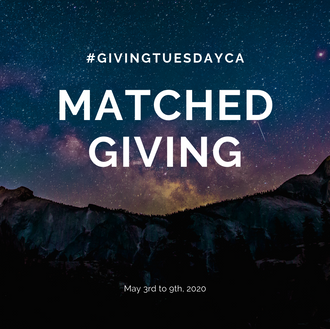 Matched Donation Week