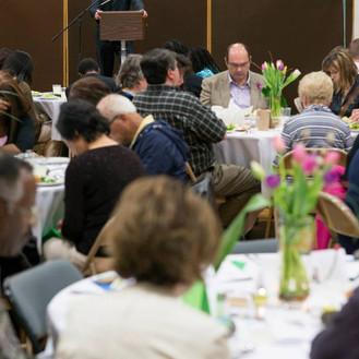 3 Ways A Celebration Dinner Helps Camp