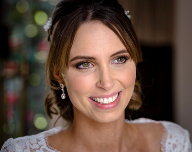 Glowing Wedding Makeup